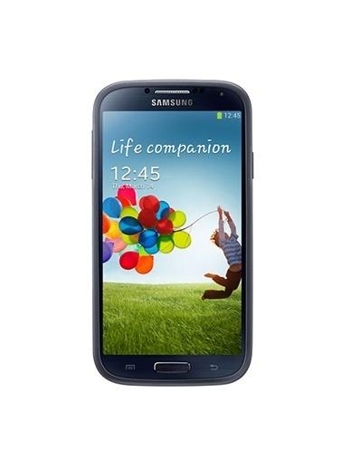 Samsung Samsung I9500 Galaxy S4 Orjinal Protective Cover Çakıl Mavisi Ef-Pi950Bnegww Renkli